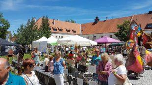 Gartentage Steingaden 2017