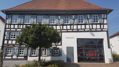 Feuerwehrhaus in Stetten